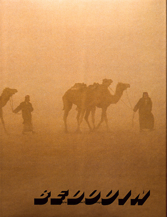 BEDOUIN cover, English Editon