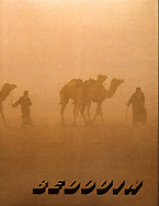 BEDOUIN cover, English Editon
