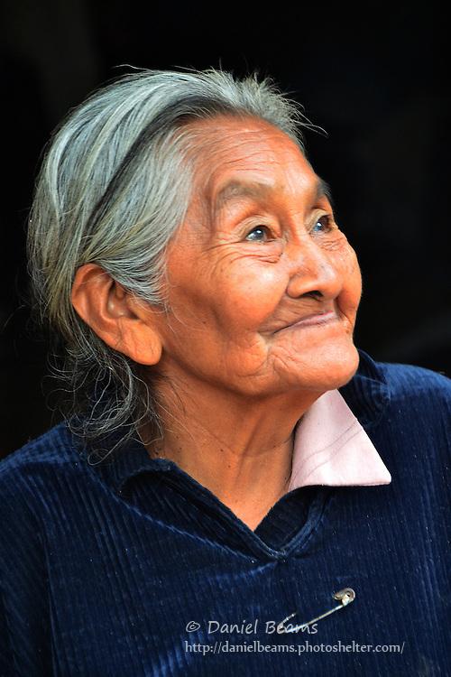 Guarani woman