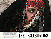 PALESTINIANS - NATIONAL GEOGRAPHIC  MAGAZINE