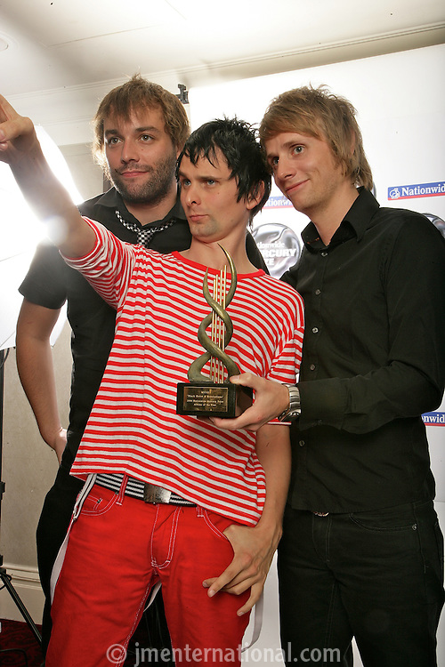 Nationwide Mercury Prize 06