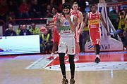 Petteway Terran<br /> LegaBasket Serie A 2019/2020<br /> 14° Giornata - Andata - 22/12/2019<br />  OriOra Pistoia - Carpegna Prosciutto Basket Pesaro 91-79 <br /> PISTOIA PalaCarrara22/12/2019 Ore 12:00<br /> foto GiulioCiamillo/Ciamillo