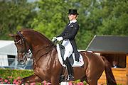 Isabel Freese - Vitalis<br /> Longines FEI/WBFSH World Breeding Dressage Championships for Young Horses 2016<br /> © DigiShots