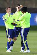 Chelsea Training 100315