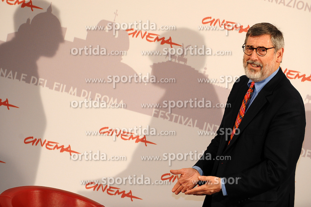 "29.10.2010, Civic Center, Rom, ITA, Rome International Film Festival, im Bild John LANDIS.Photocall ""Burke & Hare"".EXPA Pictures © 2010, PhotoCredit: EXPA/ InsideFoto/ Andrea Staccioli +++++ ATTENTION - FOR AUSTRIA AND SLOVENIA CLIENT ONLY +++++.."