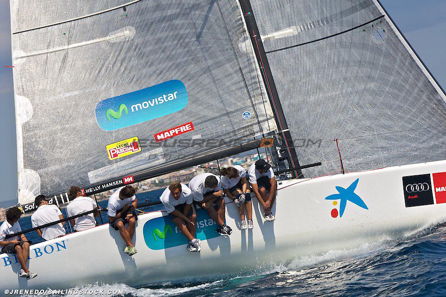 Melges 32 ,Copa del Rey 2011,Mallorca Spain,©jrenedo