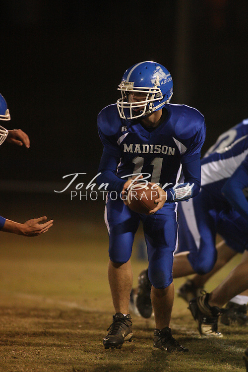 MCHS Varsity Football.vs Rappahannock.11/2/2007..