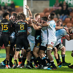 Chiefs v Sharks, 11th May 2019, FMG Stadium, Hamilton. Credit: Sportpix - Kevin Booth