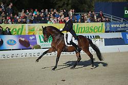 Schmidt Hubertus, (GER), Imperio 3<br /> Grand Prix Special<br /> Horses & Dreams meets Denmark - Hagen 2016<br /> © Hippo Foto - Stefan Lafrentz