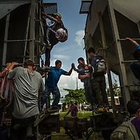 Child Migrants of Central America
