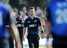 Mt Maunganui-Cricket, New Zealand v Sri Lanka, 5th ODI