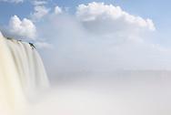Impressionen bei den Iguacu-Fällen, Brasilien<br /> <br /> Scenes at the Iguacu falls, Brazil