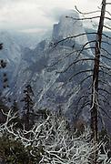 Half Dome, Yosemite, Yosemite Valley, Clouds, Yosemite National Park, California