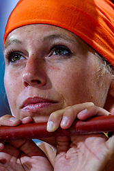 27-08-2004 GRE: Olympic Games day 14, Athens<br /> Hockey finale vrouwen Nederland - Duitsland 1-2 / Oranje support publiek fan