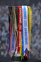 The Johnstone Paint trophy  - Photo mandatory by-line: Dougie Allward/JMP - Mobile: 07966 386802 - 11/03/2015 - SPORT - Football - Bristol - Cabot Circus Shopping Centre - Johnstone's Paint Trophy