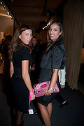 LUCIA MINGUZZI; SELMA FERIANI; PRINCESS ALIA AL-SENUSSI;, The Private Preview of this yearÕs Pavilion of Art & Design London, Berkeley Square . LONDON. 11 October 2010, .-DO NOT ARCHIVE-© Copyright Photograph by Dafydd Jones. 248 Clapham Rd. London SW9 0PZ. Tel 0207 820 0771. www.dafjones.com.<br /> LUCIA MINGUZZI; SELMA FERIANI; PRINCESS ALIA AL-SENUSSI;, The Private Preview of this year's Pavilion of Art & Design London, Berkeley Square . LONDON. 11 October 2010, .-DO NOT ARCHIVE-© Copyright Photograph by Dafydd Jones. 248 Clapham Rd. London SW9 0PZ. Tel 0207 820 0771. www.dafjones.com.