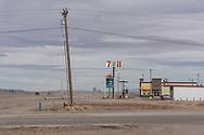 USA, Arizona,Navajo Reservation, Kayenta,Pax Americana
