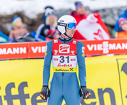 02.02.2020, Seefeld, AUT, FIS Weltcup Nordische Kombination, Skisprung HS 109, im Bild Philipp Orter (AUT) // Philipp Orter of Austria during Skijumping Competition HS 109 of FIS Nordic Combined World Cup at the Seefeld, Austria on 2020/02/02. EXPA Pictures © 2020, PhotoCredit: EXPA/ Stefan Adelsberger