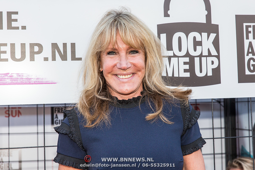 NLD/Blaricum/20190513 -  Lock Me Up - Free a Girl actie benefietfeest, Xania Kasper