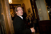 BEN ELTON, INTO THE HOODS - a hip hop dance musical -opening  at the Novello Theatre on The Aldwych. After- party at TAMARAI at 167 Drury Lane, London. 27 March 2008.   *** Local Caption *** -DO NOT ARCHIVE-© Copyright Photograph by Dafydd Jones. 248 Clapham Rd. London SW9 0PZ. Tel 0207 820 0771. www.dafjones.com.