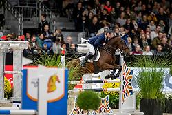 Eeckelaers Lien, BEL, Swarovski<br /> JIM Maastricht 2019<br /> Limmy Middag Euregio Jumping Ponies<br /> © Hippo Foto - Dirk Caremans<br />  09/11/2019