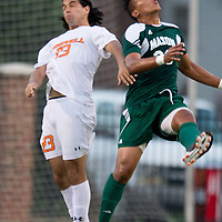 Men Soccer vs George Mason News Release