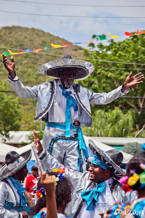 Joseph Mayo.  Gypsies Mexican Bacchanal.  St. John Carnival 2012 © Aisha-Zakiya Boyd