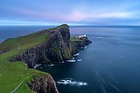Neist Point Lighthouse, Isle of Skye, Schottland
