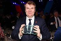 Music Industry Trusts Award 2017 - Rob Stringer,<br /> Grosvenor House Hotel, London,<br /> Monday, 6, November, 2017,<br /> Photo Credit John Marshall - jmenternational.com