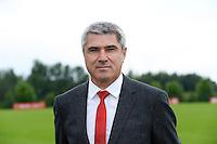 Daniel SANCHEZ - 18.09.2013 - Presentation Officielle des Equipes de Ligue 1<br /> Photo : Fred Porcu / Icon Sport