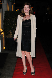 Karen Brady. arrives at the Daily Mail Inspirational Woman of The Year Awards, London, Wednesday January 18, 2012. Photo By i-Images
