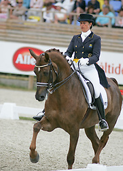 Falsterbo 2010. Tinne Vilhelmson silfven / Favourit