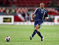 Photo: Maarten Straetemans.<br /> Ajax v Athletico Madrid. LG Amsterdam Tournament. 02/08/2007.<br /> John Heitinga (Ajax)