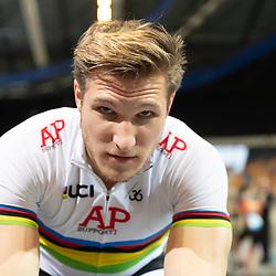 25-11-2018: Wielrennen: NK Baan: Apeldoorn<br /> Jeffrey Hoogland