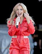 Kylie Minogue/Glastonbury