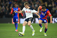 Crystal Palace v Tottenham Hotspur - 26 April 2017