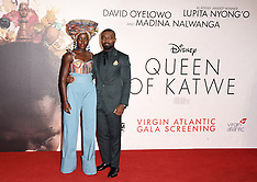 9 OCT 2016 Queen Of Katwe Premiere