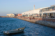 Israel, Tel Aviv, The old port now a entertainment centre