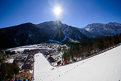 March 23, 2019 - Planica, Slovenia - Sku Flying hill during the Planica FIS Ski Jumping World Cup finals  on March 23, 2019 in Planica, Slovenia. (Credit Image: © Rok Rakun/Pacific Press via ZUMA Wire)