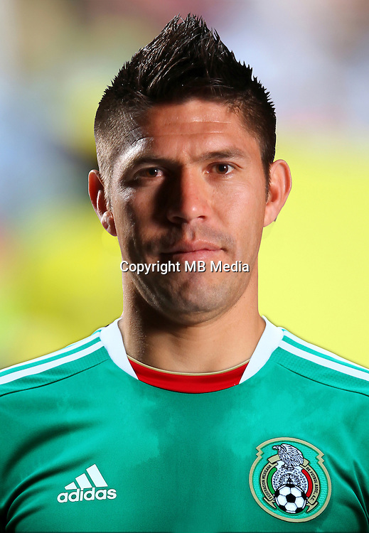 Football Fifa Brazil 2014 World Cup / <br /> Mexico National Team - <br /> Oribe PERALTA of Mexico