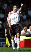 Photo: Paul Thomas.<br />Crewe Alexandra v Liverpool. Pre Season Friendly. 14/07/2007.<br /><br />Jamie Carragher of Liverpool.