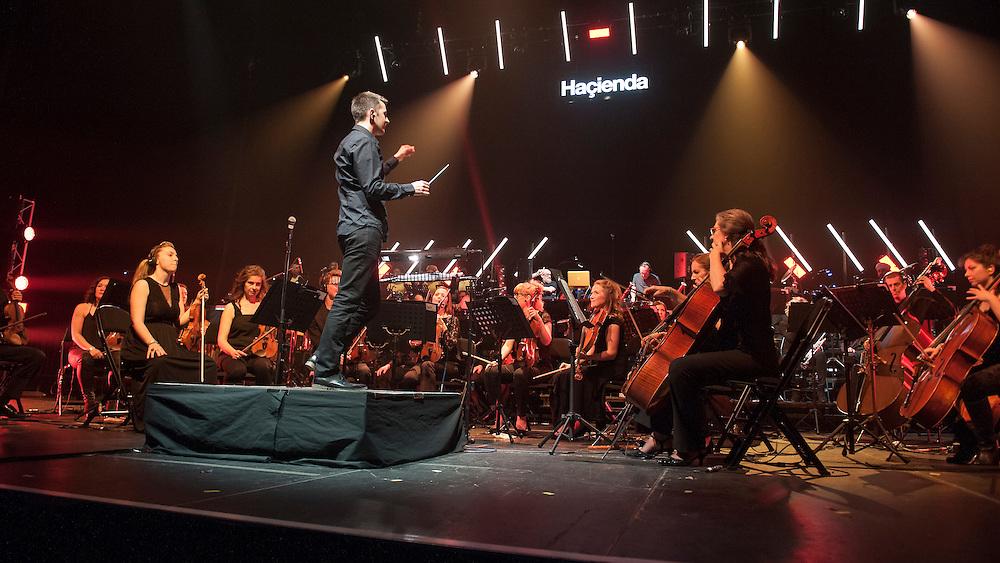 Hacienda Classical at the SSE Hydro, Glasgow, Scotland, Britain, 22nd April 2016