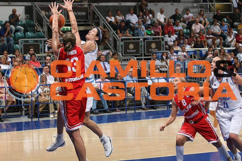 DESCRIZIONE : Bologna Qualificazione Eurobasket Women 2009 Italia Polonia <br /> GIOCATORE : Simona Ballardini <br /> SQUADRA : Nazionale Italia Donne <br /> EVENTO : Raduno Collegiale Nazionale Femminile<br /> GARA : Italia Polonia Italy Poland <br /> DATA : 30/08/2008 <br /> CATEGORIA : tiro <br /> SPORT : Pallacanestro <br /> AUTORE : Agenzia Ciamillo-Castoria/M.Marchi <br /> Galleria : Fip Nazionali 2008 <br /> Fotonotizia : Bologna Qualificazione Eurobasket Women 2009 Italia Polonia <br /> Predefinita :