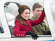 Duchess of Cambridge RAF Wittering
