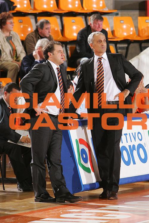 DESCRIZIONE : Udine Uleb Cup 2006-07 Snaidero Udine Strasburgo <br /> GIOCATORE : Comuzzo Pancotto <br /> SQUADRA : Snaidero Udine <br /> EVENTO : Uleb 2006-2007 <br /> GARA : Snaidero Udine Strasburgo <br /> DATA : 05/12/2006 <br /> CATEGORIA : Ritratto <br /> SPORT : Pallacanestro <br /> AUTORE : Agenzia Ciamillo-Castoria/S.Silvestri