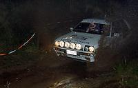#55, Pascale Neyret, Carole Cerboneschi, Lancia Delta HF Integrale,