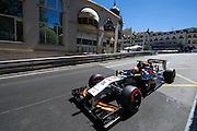 May 24, 2014: Monaco Grand Prix: Nico Hulkenberg (GER), Force India-Mercedes