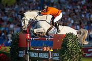 Gerco Schroder - Glock's Cognac Champblanc<br /> FEI European Championships Aachen 2015<br /> © DigiShots