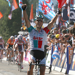 Sportfoto archief 2006-2010<br /> 2011<br /> Philipe Ghylbert wins Fleche Wallone