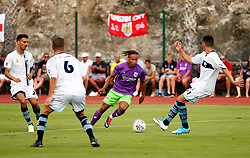 Bobby Reid of Bristol City attacks - Mandatory by-line: Matt McNulty/JMP - 22/07/2017 - FOOTBALL - Tenerife Top Training - Costa Adeje, Tenerife - Bristol City v Atletico Union Guimar  - Pre-Season Friendly